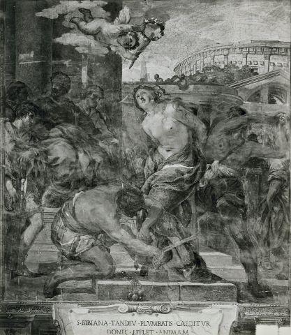 santa bibiana rome