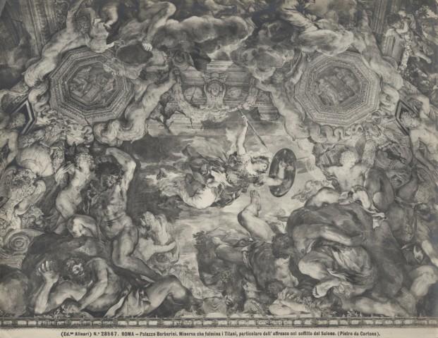 FONDAZIONE ZERI  CATALOGO : Galleria foto : Trionfo della Divina Provvidenza / 2