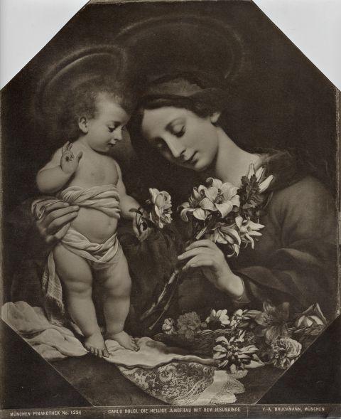 Bruckmann VerlagCarlo Dolci Die Heilige Jungfrau mit dem Jesuskindeinsieme