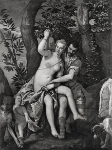 an analysis of the renaissance style of painting in paolo veroneses mars and venus Mars and venus united by love information that is based on facts not opinions this picture is one of five great paintings by veronese that formed part of the collection of emperor rudolf ii in prague.