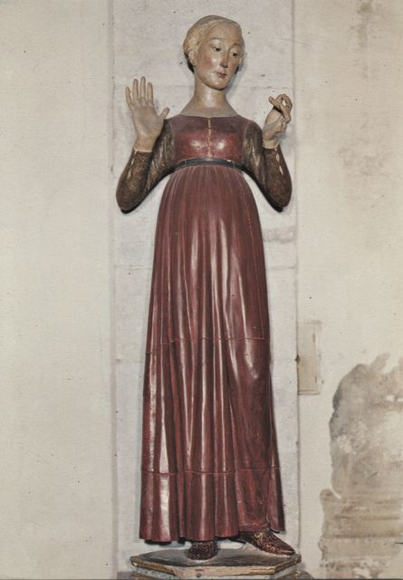 FONDAZIONE ZERI | CATALOGO : Civitali Matteo, Maria Vergine