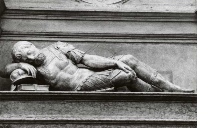 Francesco Sforza Statue