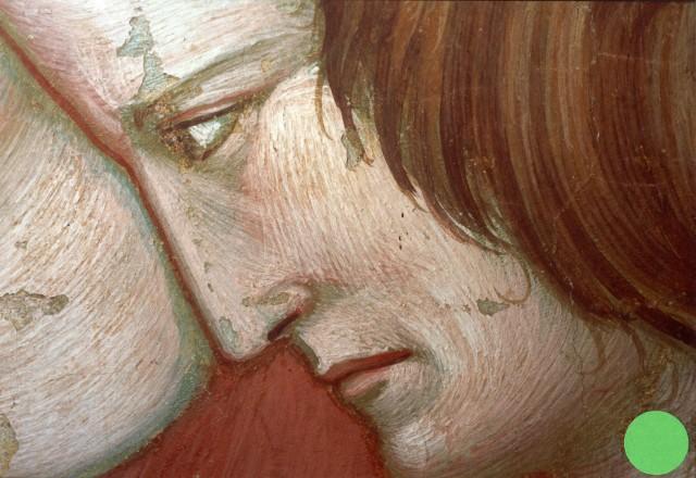 Zanardi, Bruno , sc. XXVII. Il miracolo della donna resuscitata. Variante III modo - particolare