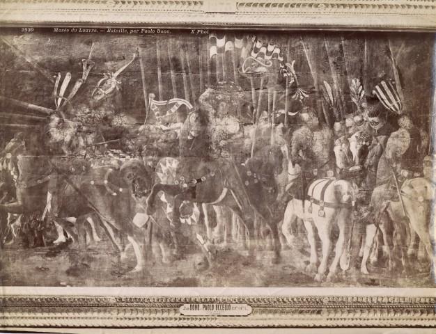 uccello paolo la bataille de san romano