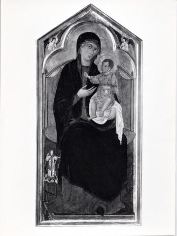 Fondazione zeri catalogo maestro di montaione madonna con bambino in trono san michele - San michele mobili catalogo pdf ...