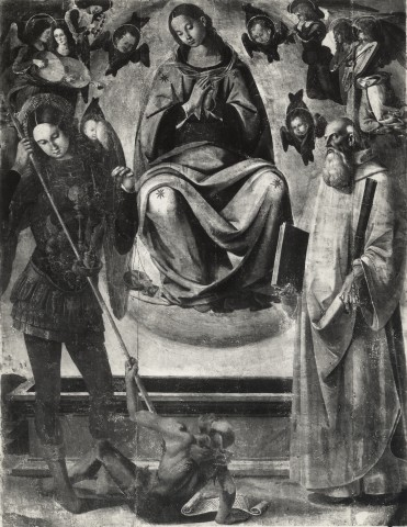 Fondazione zeri catalogo signorelli francesco madonna assunta tra san michele arcangelo e - San michele mobili catalogo pdf ...