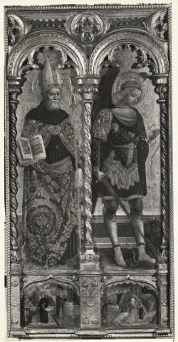 Fondazione zeri catalogo mazone giovanni sant 39 agostino san michele arcangelo episodi - San michele mobili catalogo pdf ...