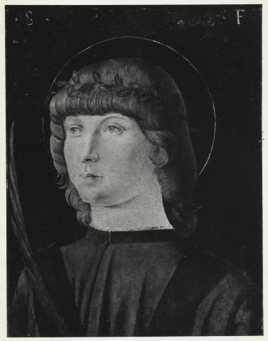 Archivio fotografico Musei Civici Veneziani — Venezia. Museo Correr. Modi  di Giovanni Bellini. d740f15312f