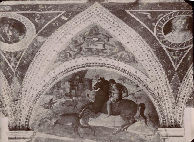 Fondazione zeri catalogo leombruno lorenzo scene di - Decorazioni grottesche ...