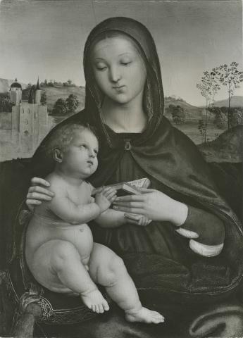Мадонны Рафаэля  Википедия