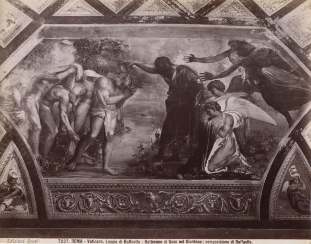 Fondazione Zeri Catalogo Sanzio Raffaello Battesimo Di Cristo