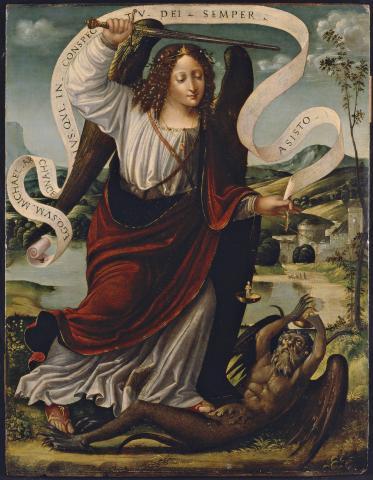 Fondazione zeri catalogo marco d 39 oggiono san michele arcangelo - San michele mobili catalogo pdf ...